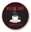 Killer Cafe (MDR) Menu