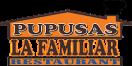 Pupusas La Familiar Restaurant Menu