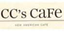 CC's Cafe Menu
