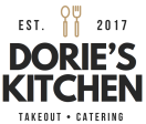 Dorie's Kitchen Menu