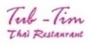 Tub-Tim Thai Restaurant Menu