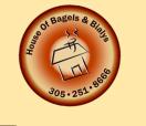 House of Bagels & Bialys Menu