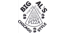 Big Al's Pizza Menu