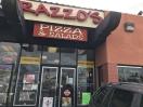 Razzo's Pizza Menu