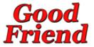 Good Friend Menu