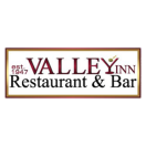 The Valley Inn Menu