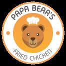 Papa Bear's Fried Chicken Menu