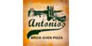 Antonio's Brick Oven Pizza Menu