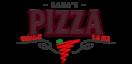 Sara's Pizza Palace Menu