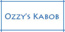Ozzy's Kabob Menu