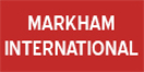 Markham International Pizzeria Menu