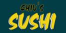 Chiu's Sushi Menu