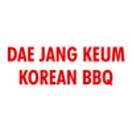 Dae Jang Keum Korean BBQ Menu