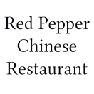 Red Pepper Chinese Restaurant Menu