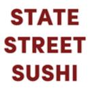 State Street Sushi Menu
