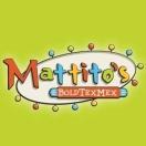 Mattito's Menu