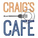 Craigs Cafe Menu