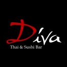 Diva (Thai & Sushi Bar) Menu