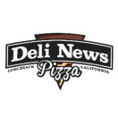 Deli News Pizza Menu