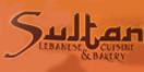 Sultan Lebanese Cuisine and Bakery Menu