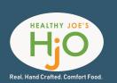 Healthy Joe's (Murray Street) Menu