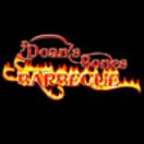 Doan's Bones Barbecue Menu