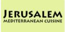 Jerusalem Mediterranean Cuisine Menu