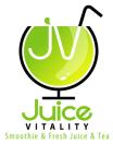 Juice Vitality Menu