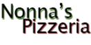 Nonna's Pizzeria Menu