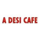 A Desi Cafe Menu