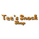Tee's Snackshop Menu