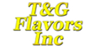 T&G Flavors Inc Menu