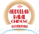 Abdullah Halal Chinese Menu
