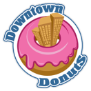 Downtown Donuts Menu
