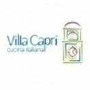 Villa Capri Menu