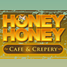Honey Honey Cafe and Crepery Menu