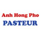Anh Hong Pho Pasteur Menu