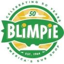 Blimpie America's Sub Shop Menu