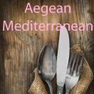 Aegean Mediterranean Menu
