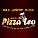Pizza Leo Menu