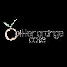 Bitter Orange Cafe Menu