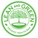 Lean and Green Cafe Menu