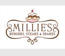 Millie's Burgers, Steaks & Shakes Menu