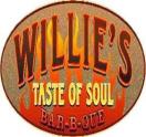 Willie's Taste of Soul Menu