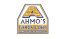 Ahmo's Gyros and Deli Menu
