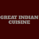 Great Indian Cuisine Menu