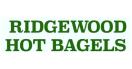 Ridgewood Hot Bagels Menu