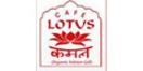 Cafe Lotus Menu