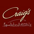 Craig's Menu