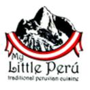 My Little Peru Menu